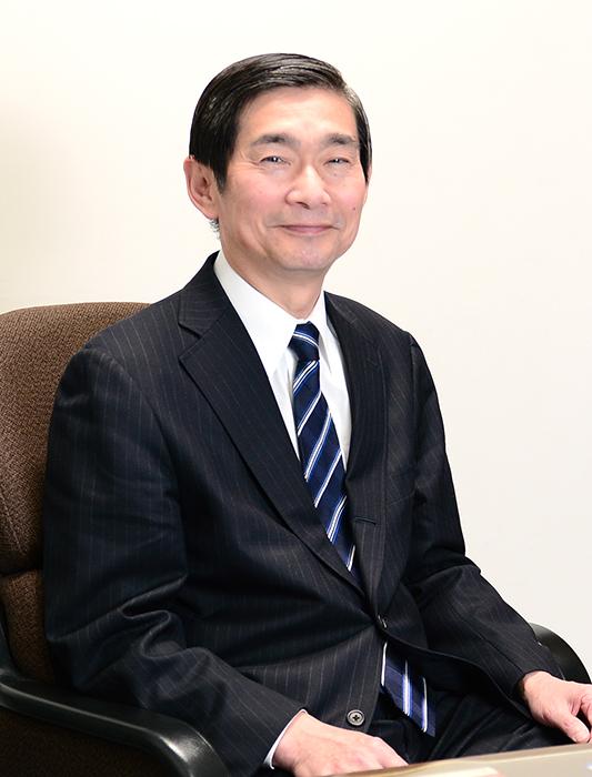 理事長 奥野 隆司